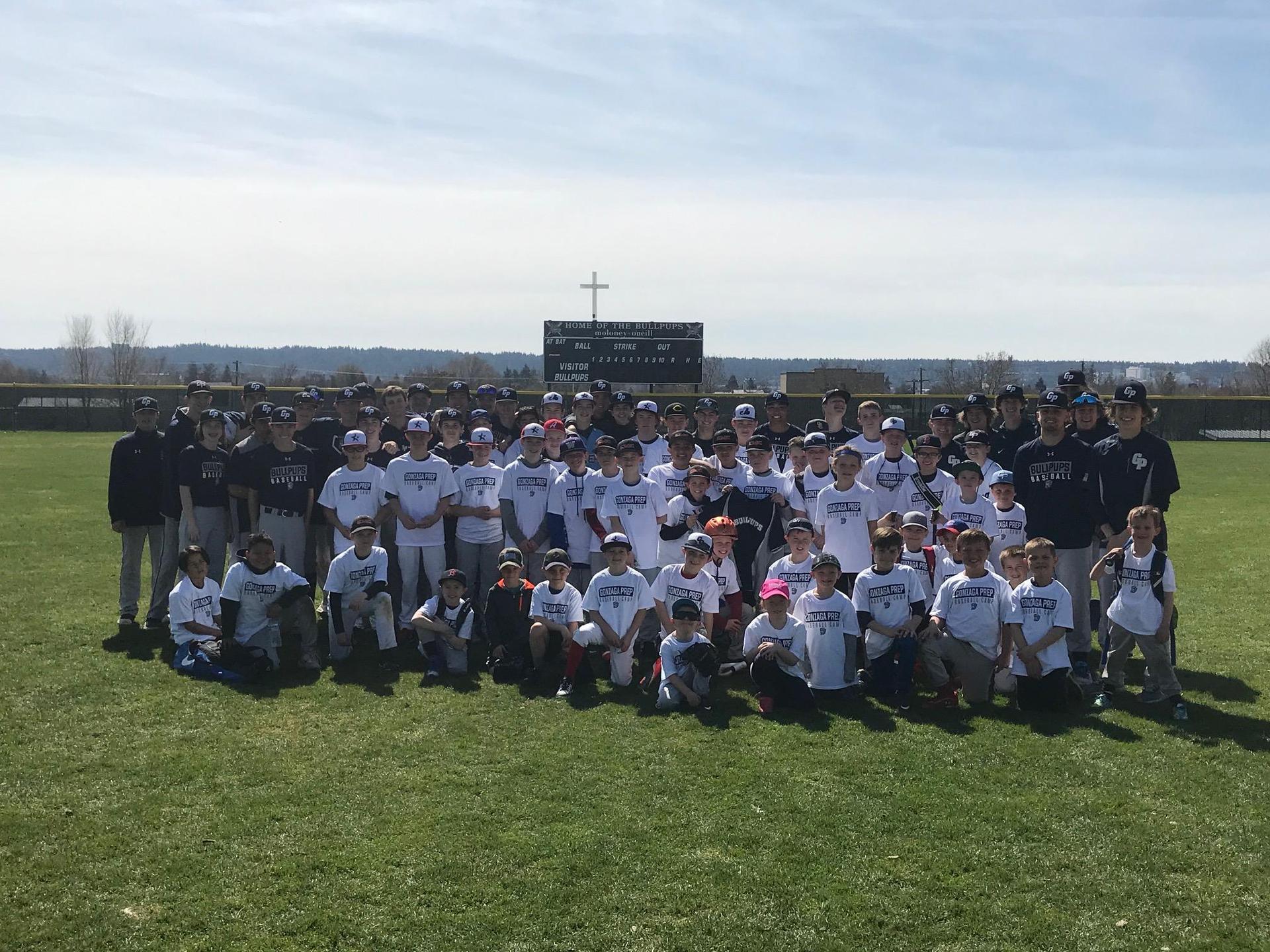 Spring Break Camp 2019