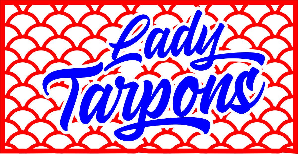 Lady Tarpons logo