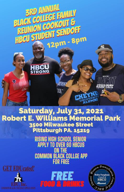 HBCU Event Details