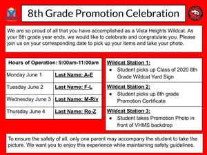8th Grade Drive Through Promotion.jpg