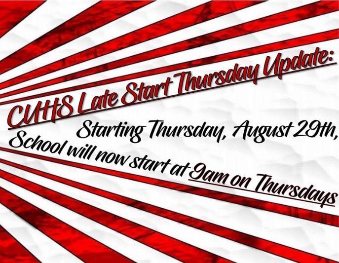 Late Start poster
