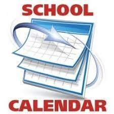 school calendar picture