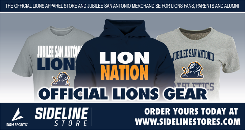 Official Jubilee San Antonio School Spirit Store Now Open!!  click to view store Featured Photo