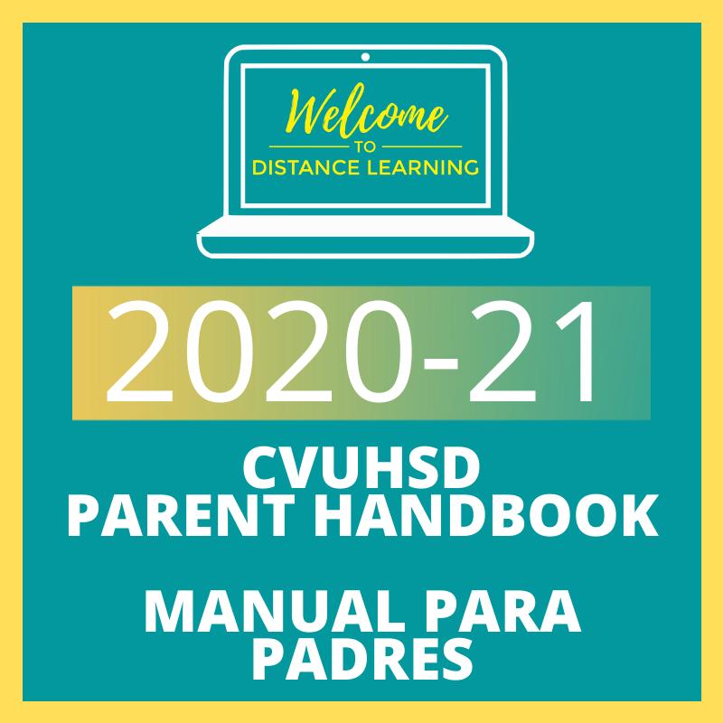 2020-21 Parent Handbook