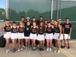 Tennis - District Champs
