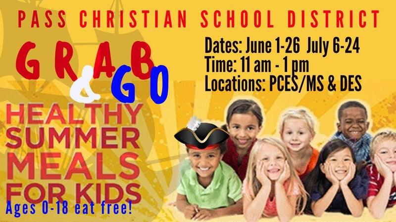 Summer Meals Begin June 1