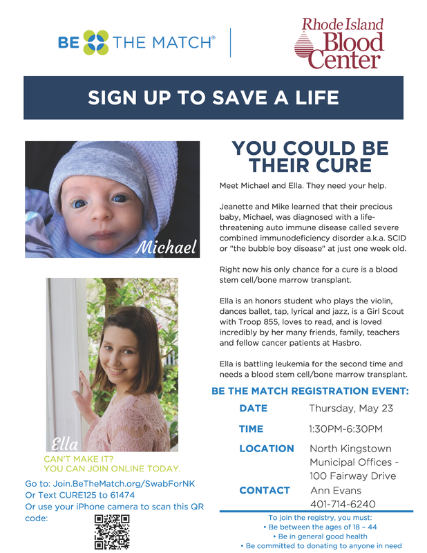 Be The Match - Sign Up to Save A Life Featured Photo