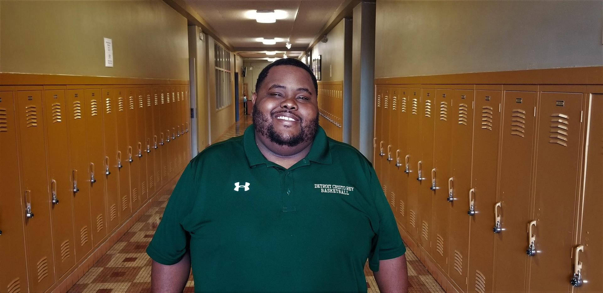 Brandon Peoples, Athletic Director