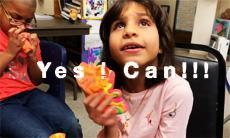 Yes! I Can! - Elementary students talk about their art and aspirations.