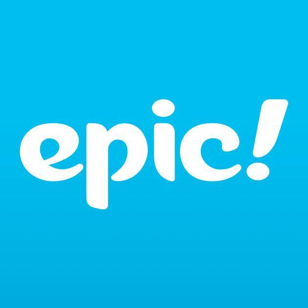 logo for epic reading app
