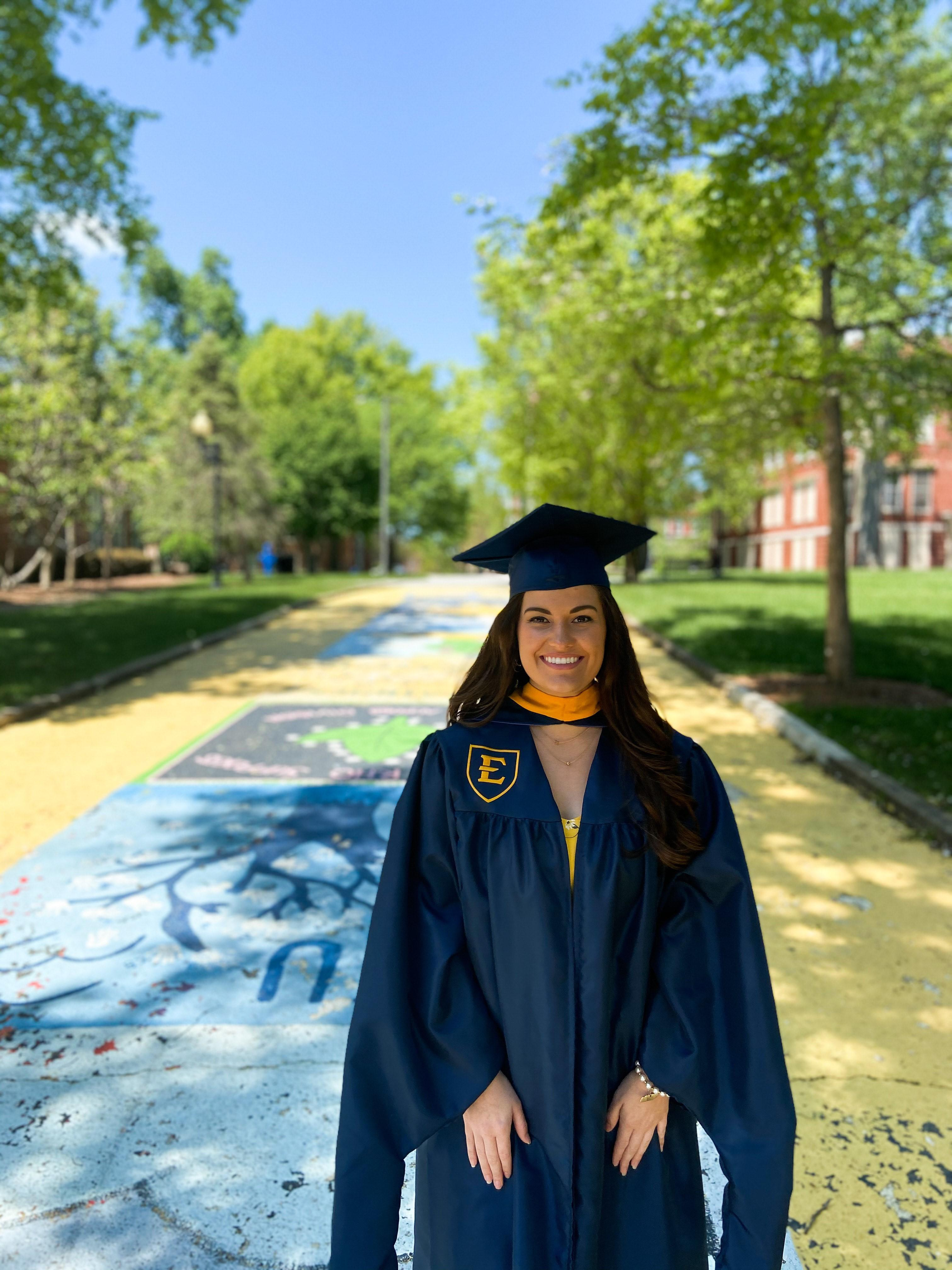 ETSU Graduation