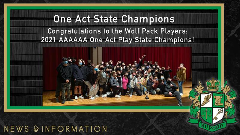 One Act Play State Champions Featured Photo