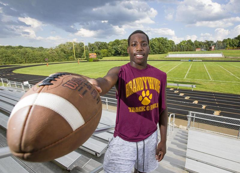 Born to run: Brandywine's Robert Gordon is 'the real deal' on football field Thumbnail Image