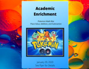 January Academic Enrichment