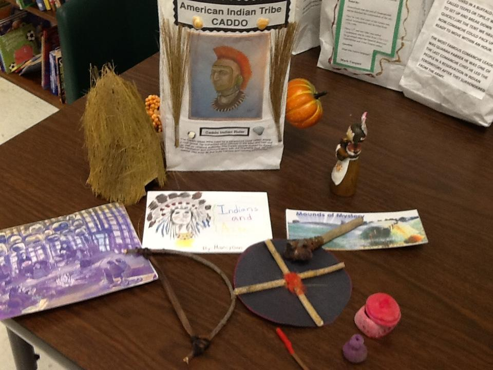 American Indian Tribe Project