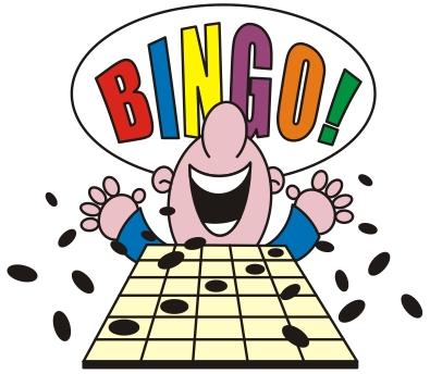 Bingo Night Nov 7th on Zoom Featured Photo
