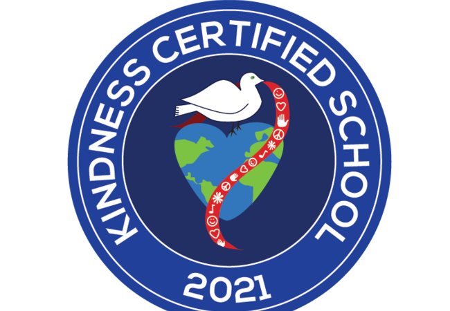 2021 Kindness Certified School Seal
