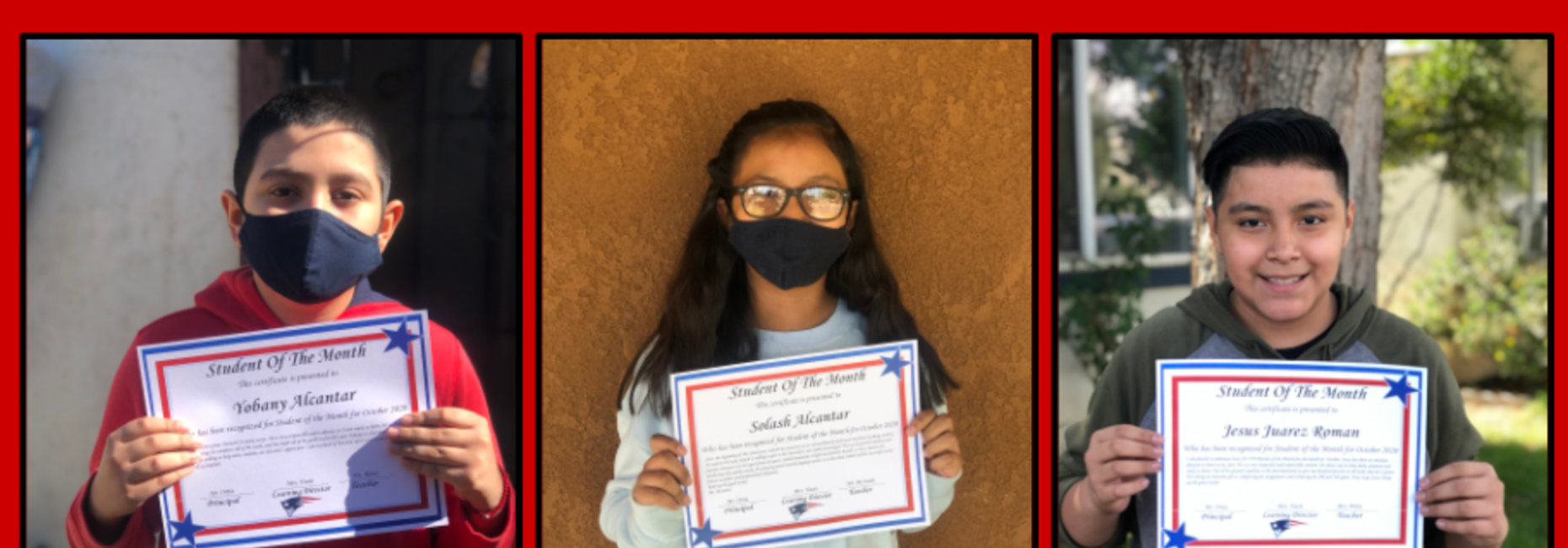 Patriot of the Month-October