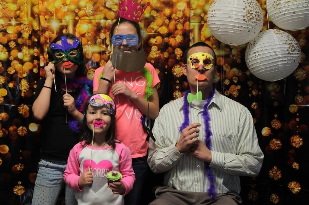 Father Daughter Masquarade Ball