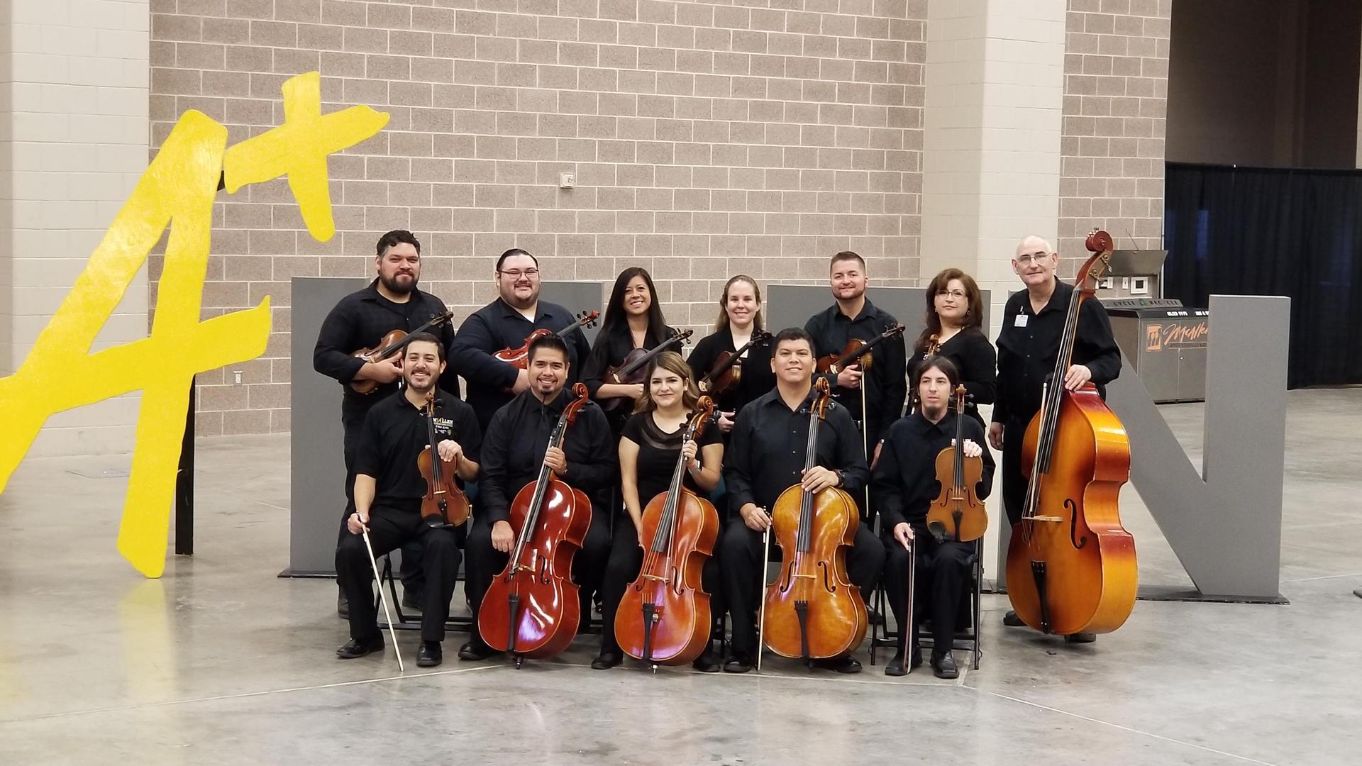 2019-2020 MISD Orchestra Directors
