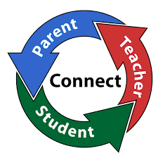 parent/teacher/student communication symbol