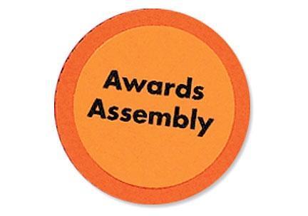 awards assembly clip art