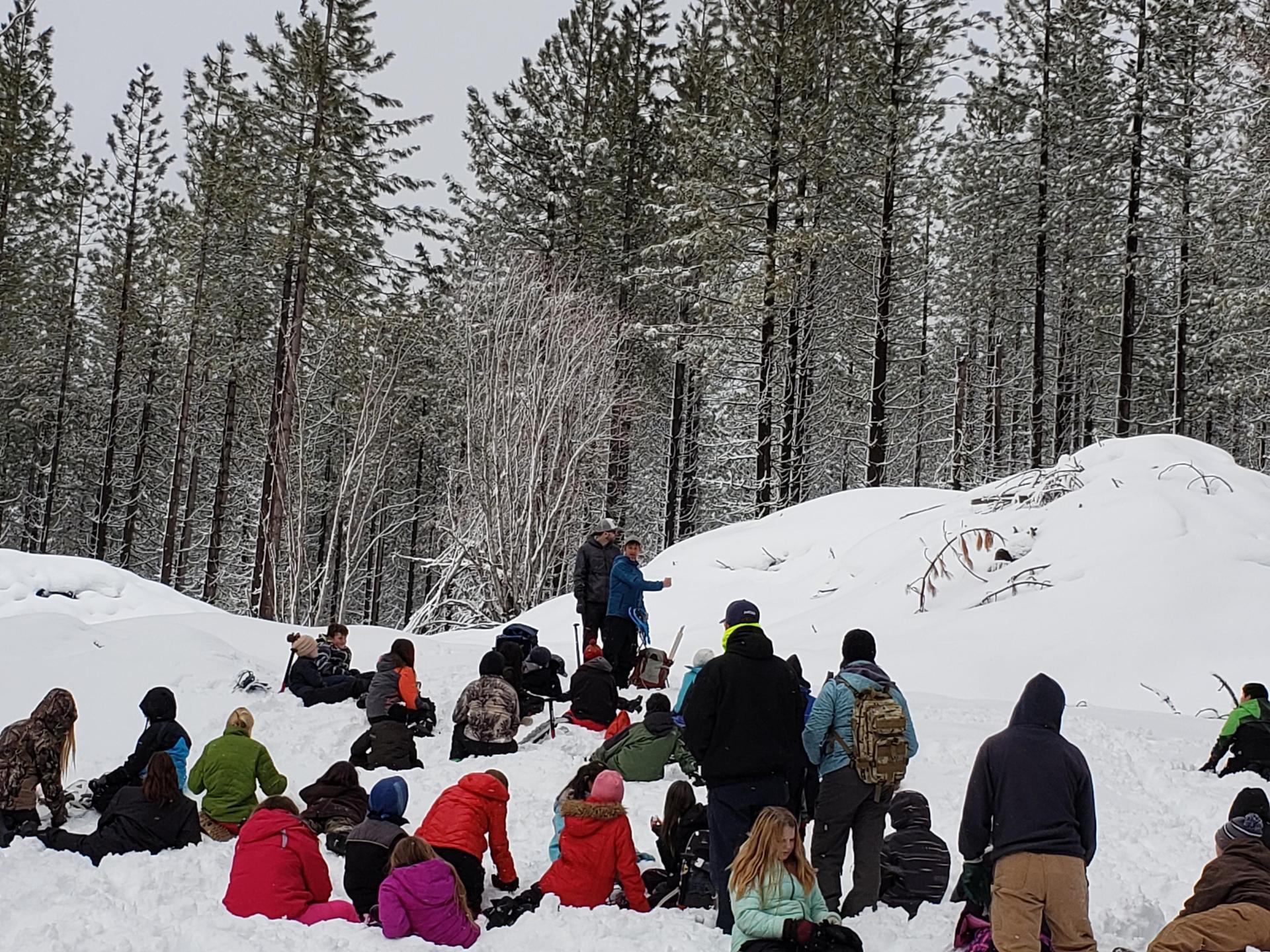 QES snowschool