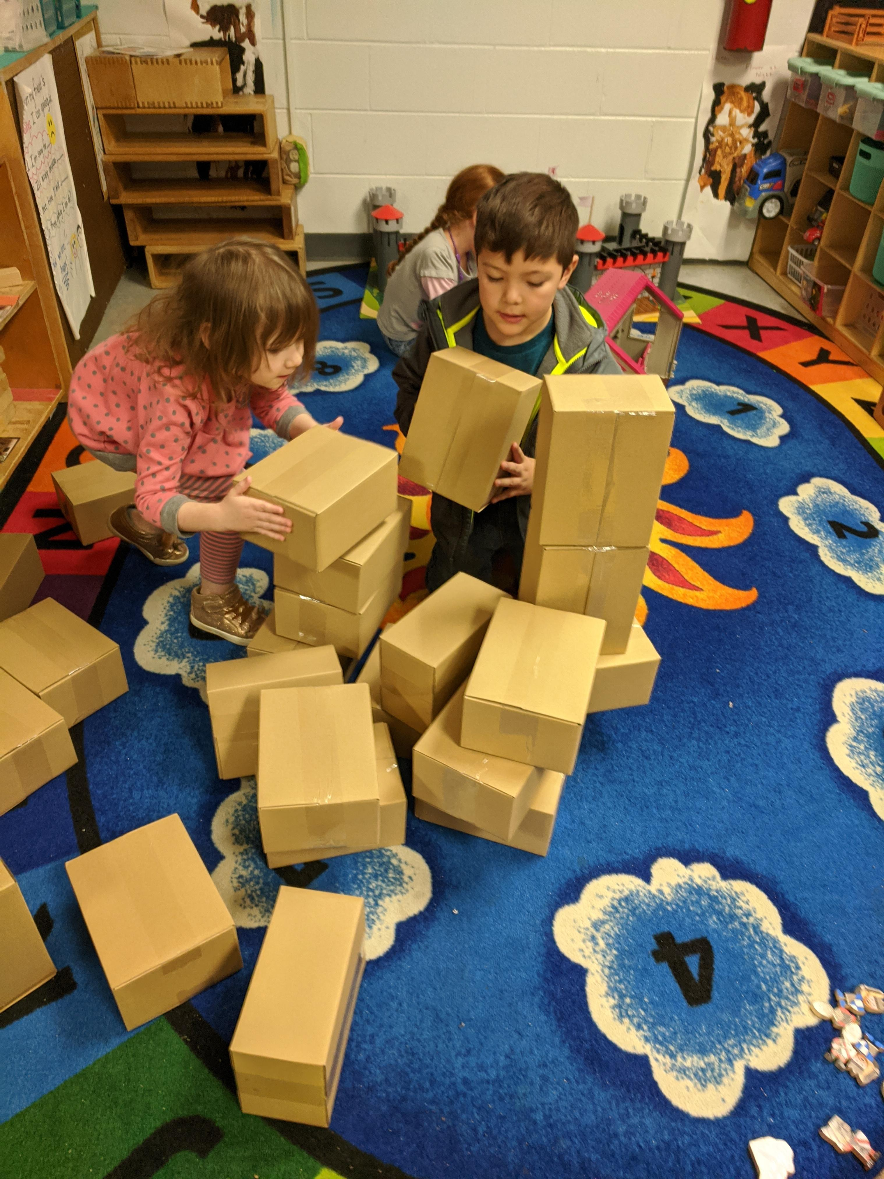 Building with Boxes