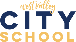 City School text logo