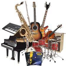 picture of instruments