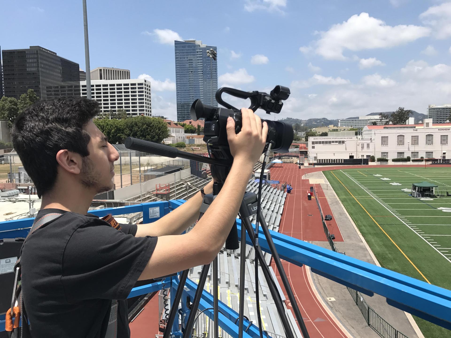 Graduation Lift Camera