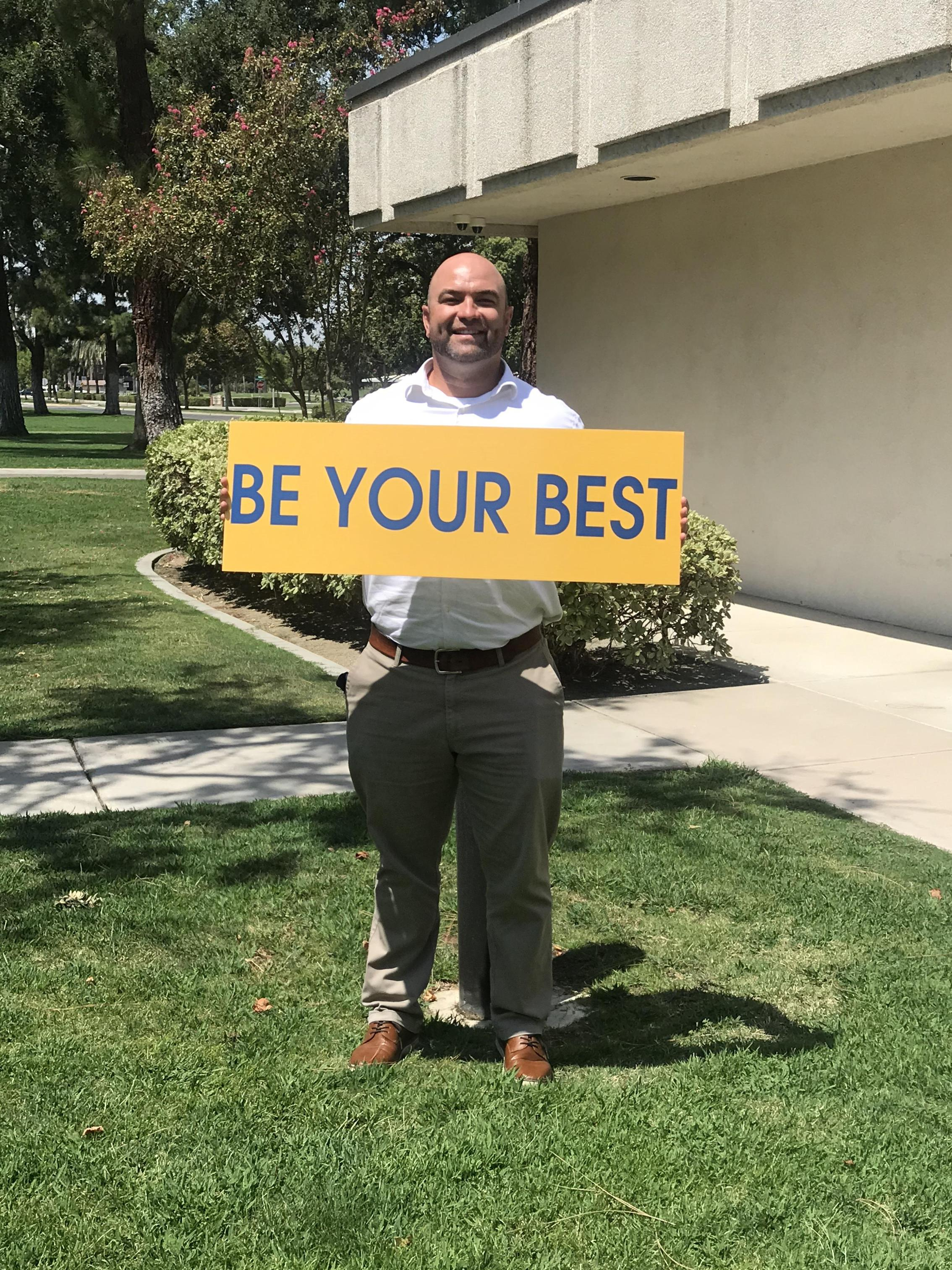 A Word of Encouragement from Special Education Administration