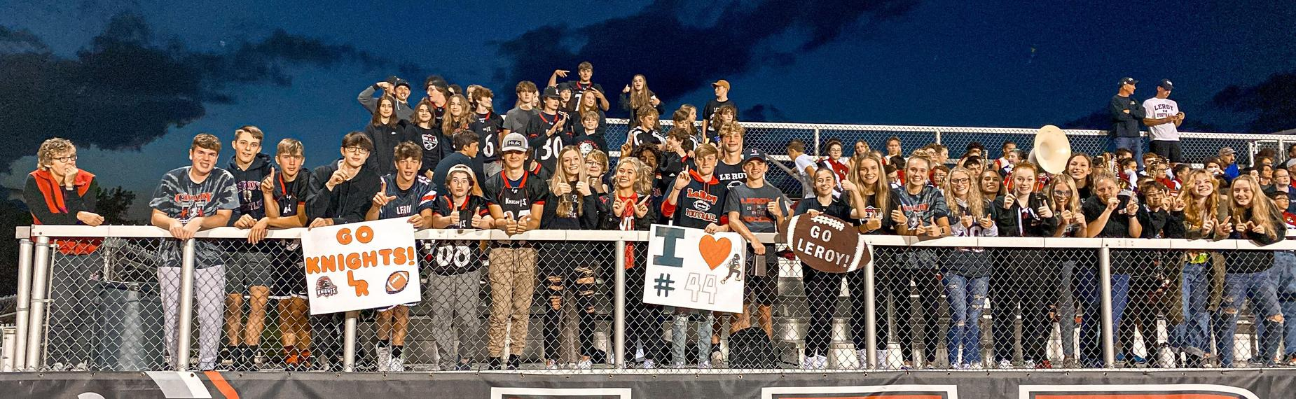 Knight time fans