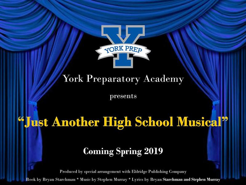 York Prep Spring Play Announcement Featured Photo