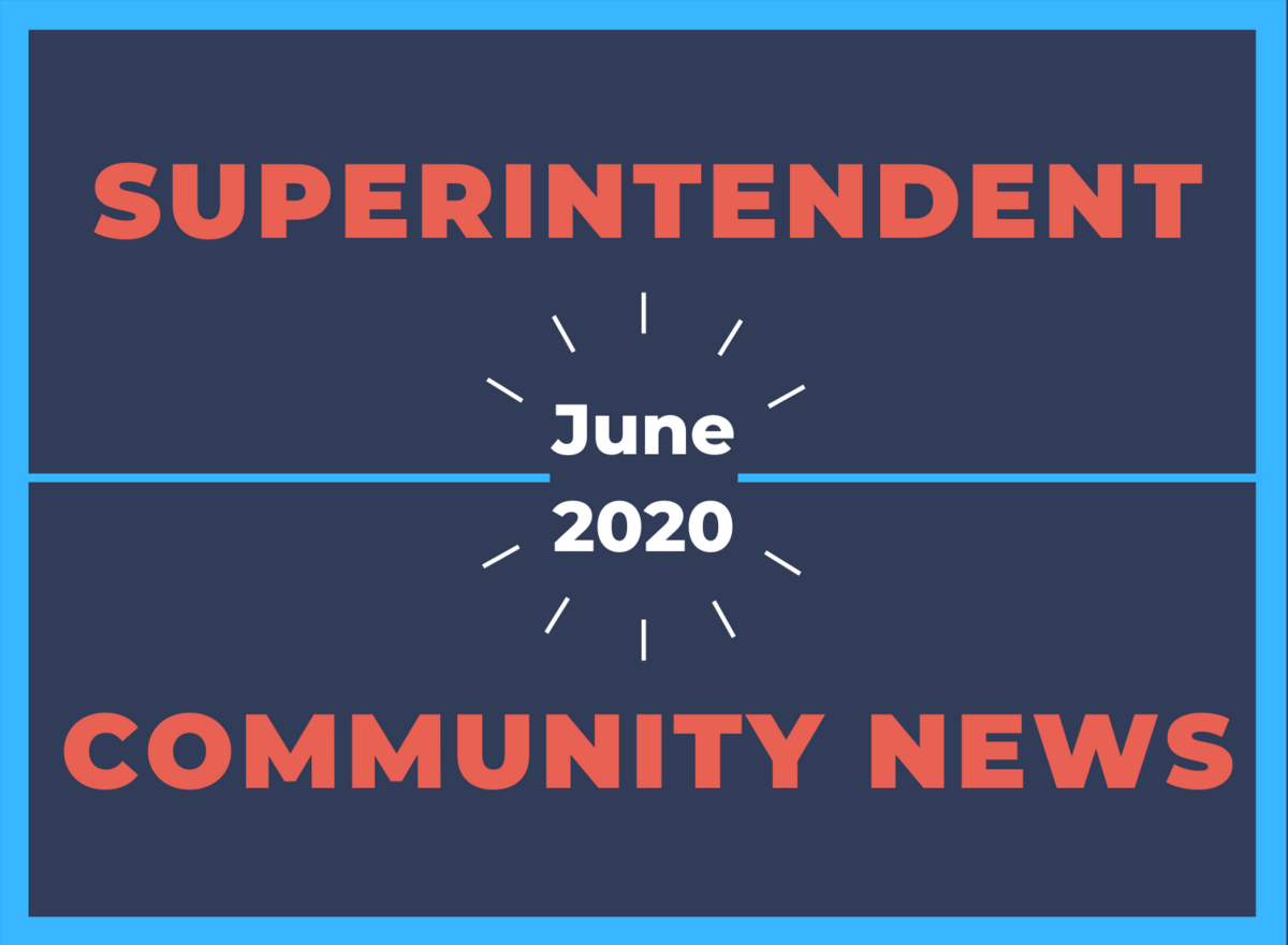Superintendent Updates Logo