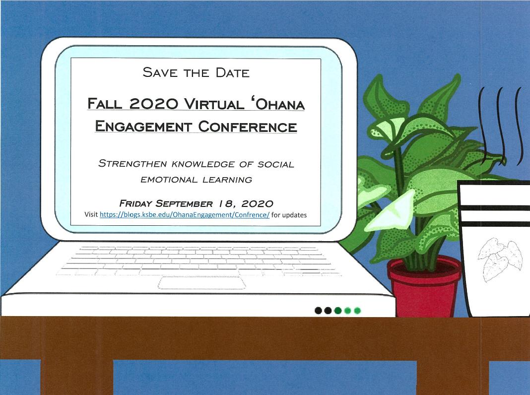 Virtual Ohana Meeting