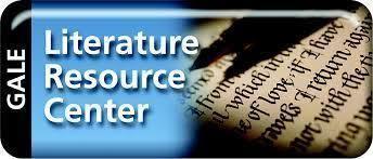 Gale Literature Resource Center