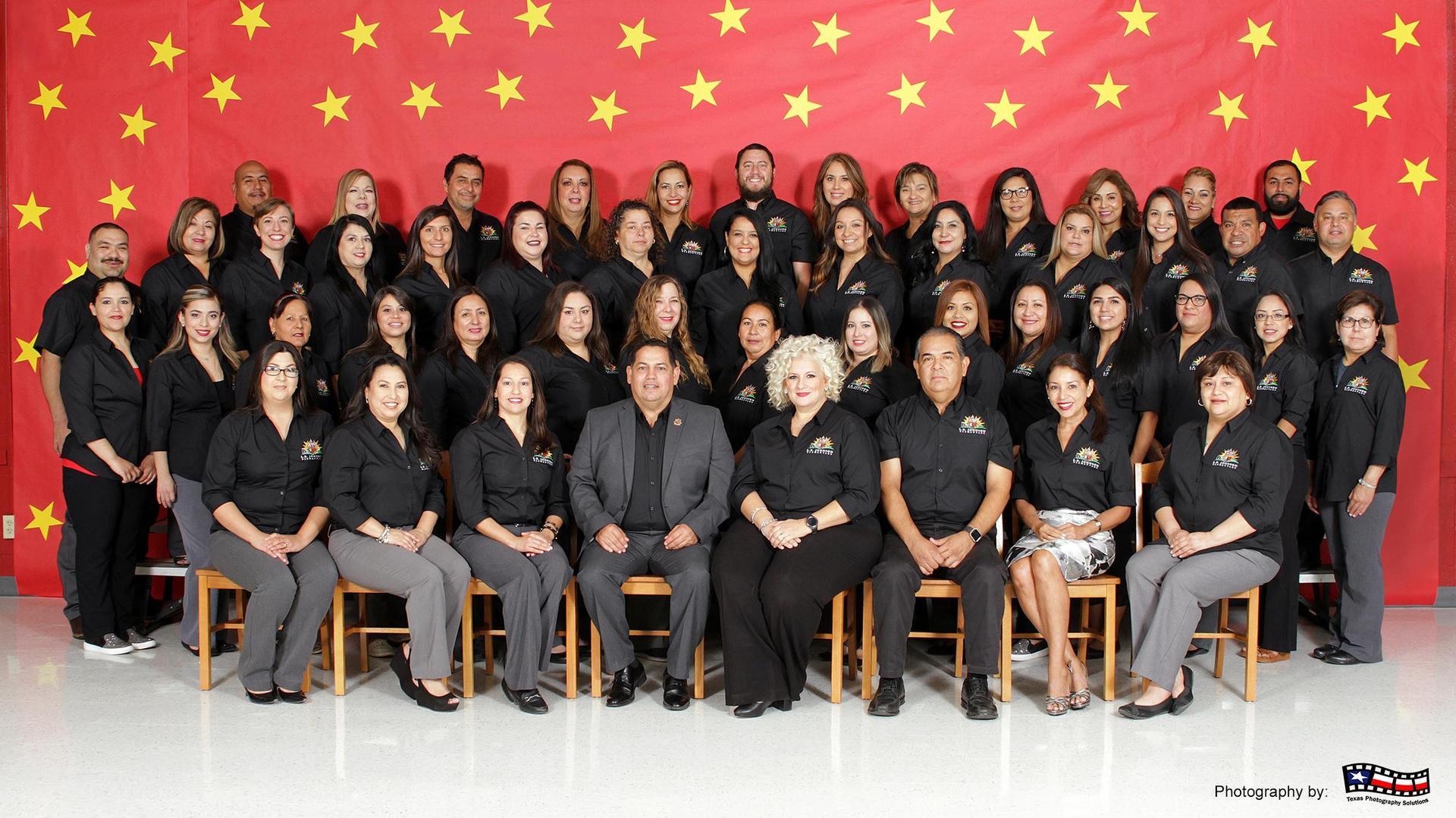 Staff Photo 2018-2019