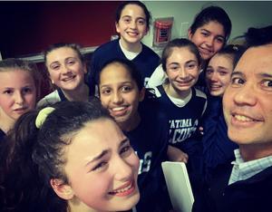 Girls Varsity STEM best team 2