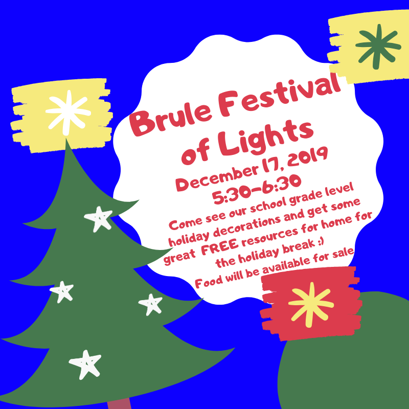 Brule Festival of Lights Featured Photo