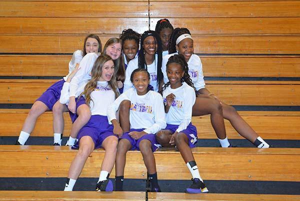 Girls Basketball Team 2019-2020