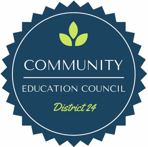 District 24 CEC logo