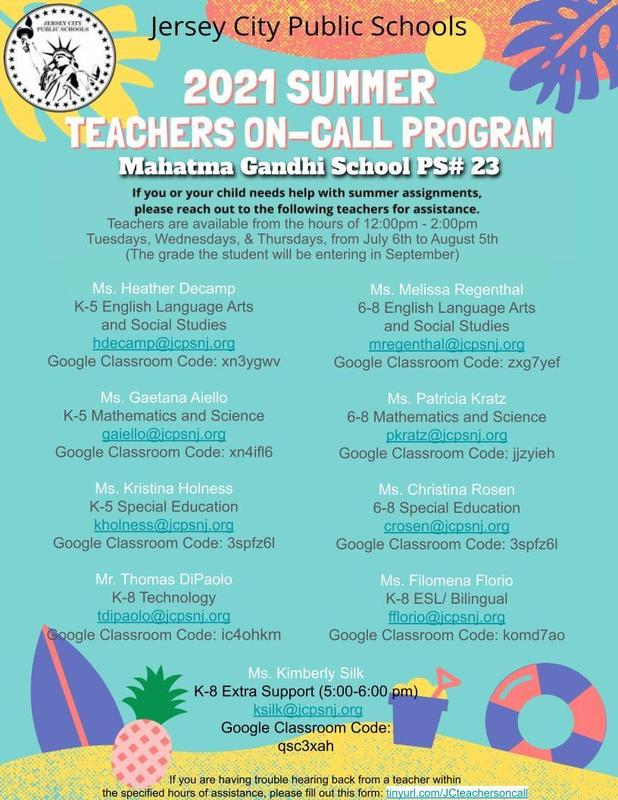 SUMMER TEACHERS ON CALL Featured Photo