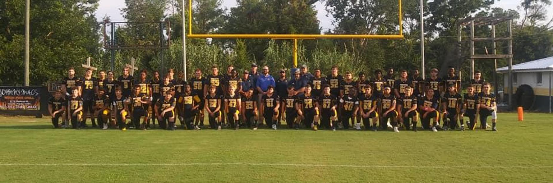 2019 Pirate Football Team