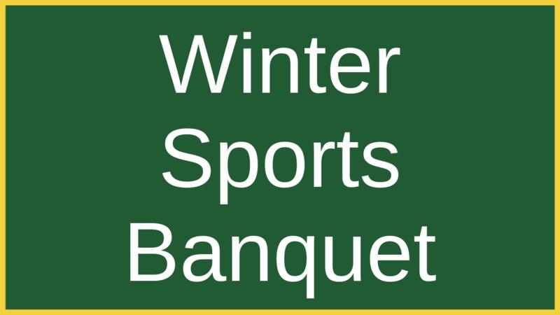 Winter Sports Banquet