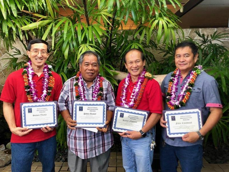 Congratulations to Royal School Custodial Staff Featured Photo