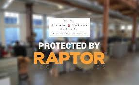 protected by raptor