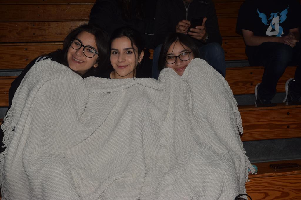 Suzy, Meri, Sophia