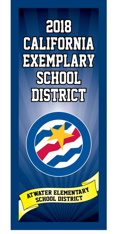 Exemplary District Banner