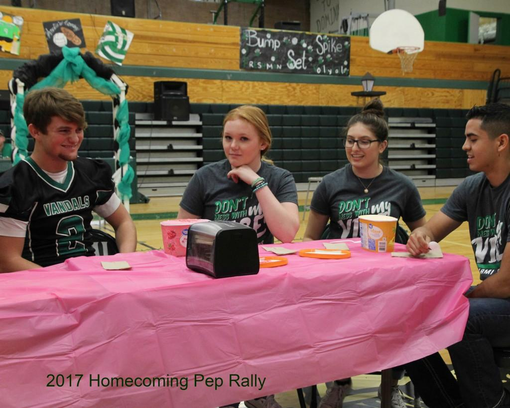 2017 Homecoming Events